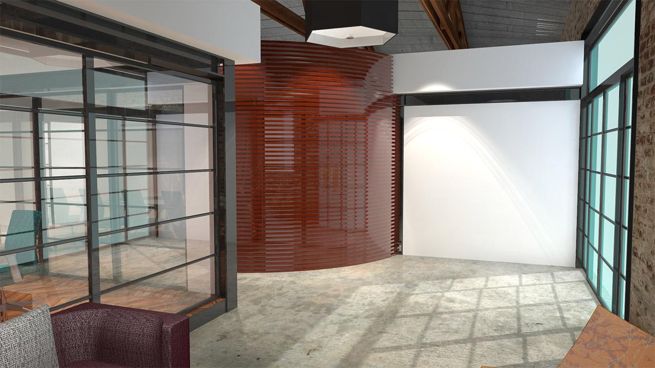 Office Interior Design Concept 1
