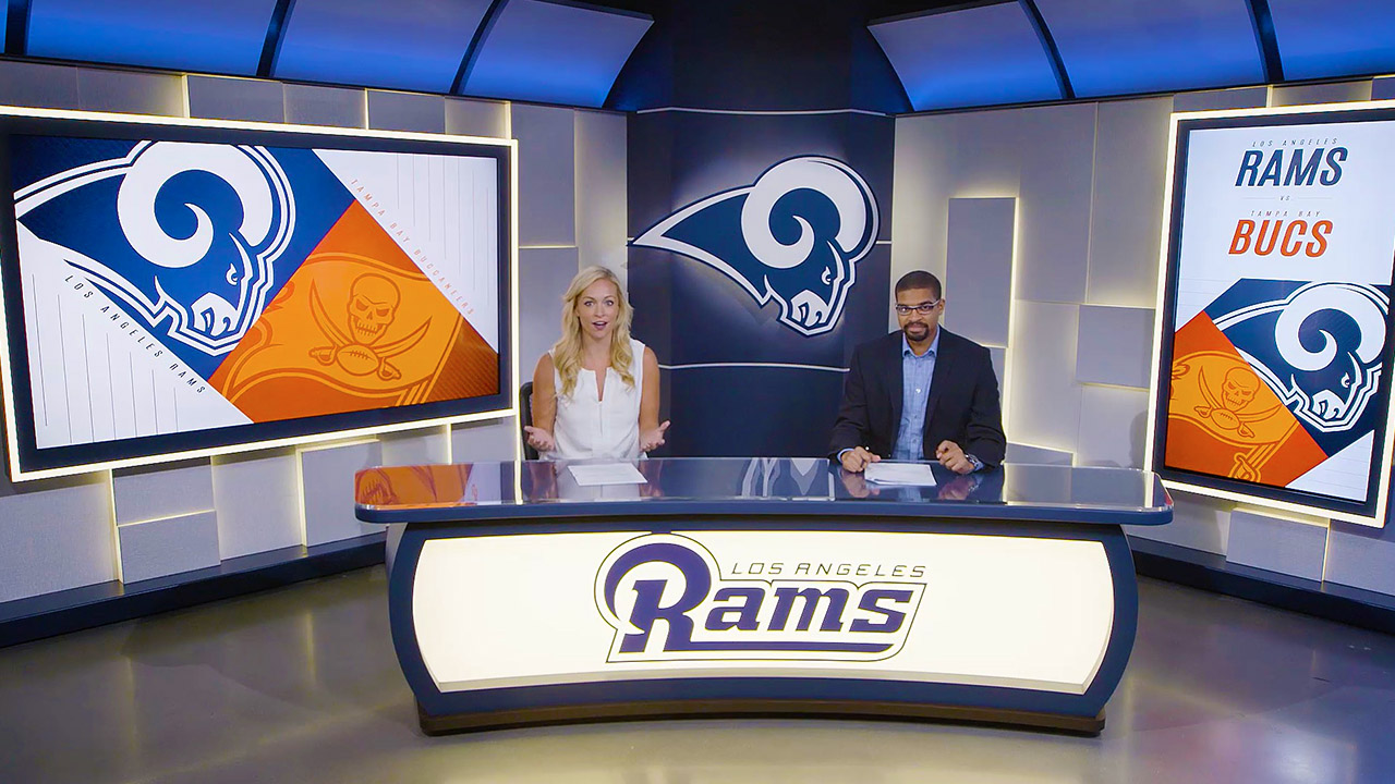 Los Angeles Rams Studio