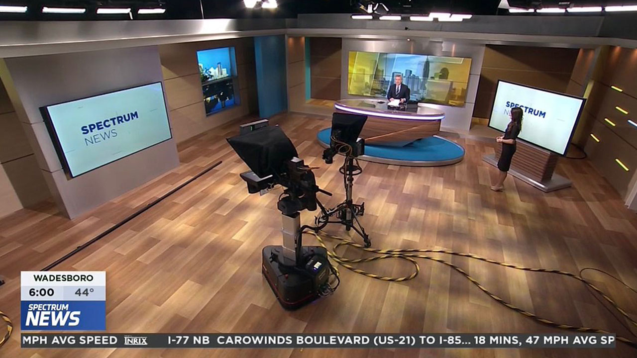 Spectrum News 1 - Raleigh and Charlotte | JHD Group