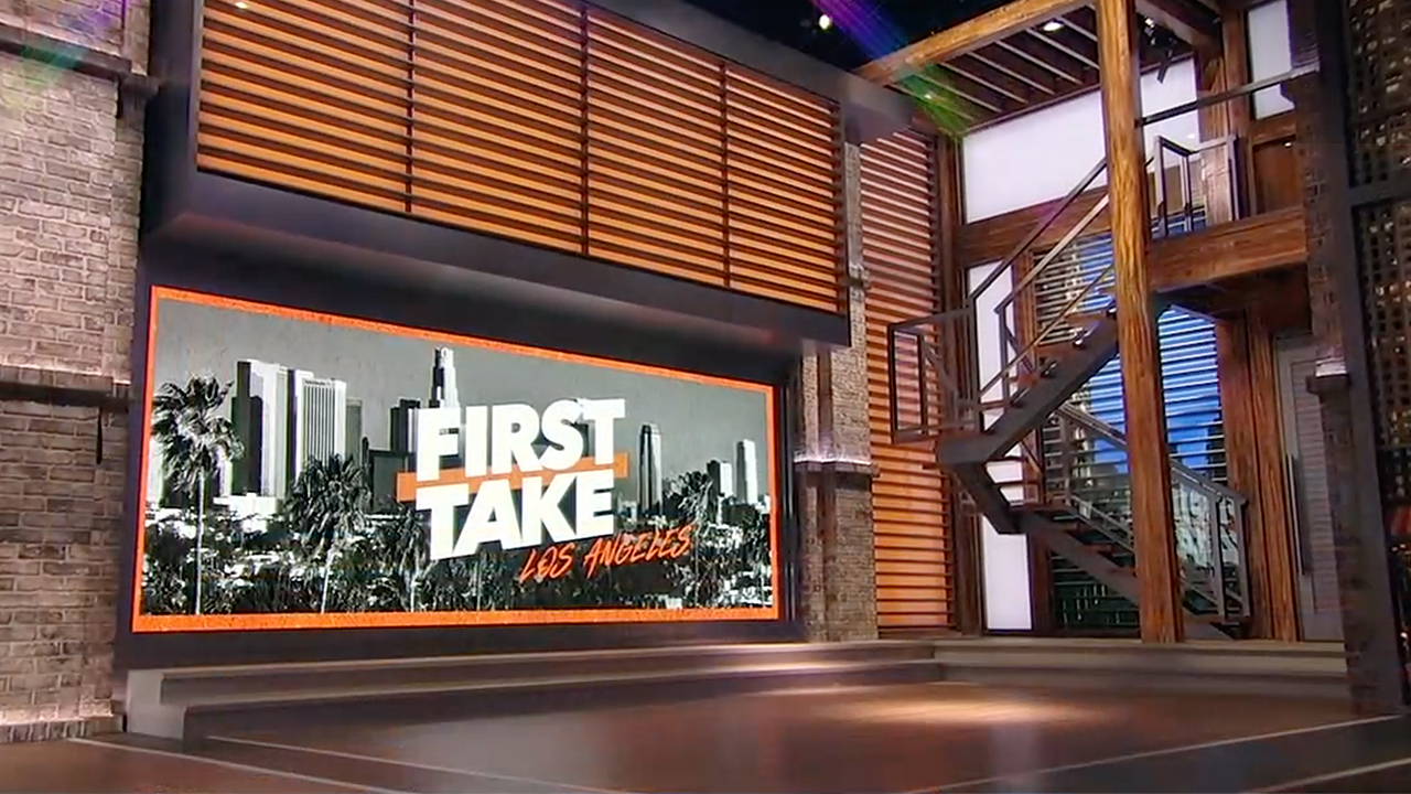 First Take, ESPN, JHD GROUP