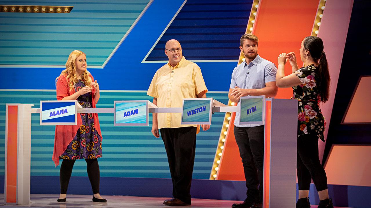 Game Show Design - JHD Group Get A Clue, GSN